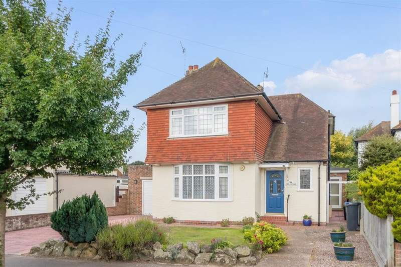 3 Bedrooms Detached House for sale in Oldfield Crescent, Southwick, Brighton