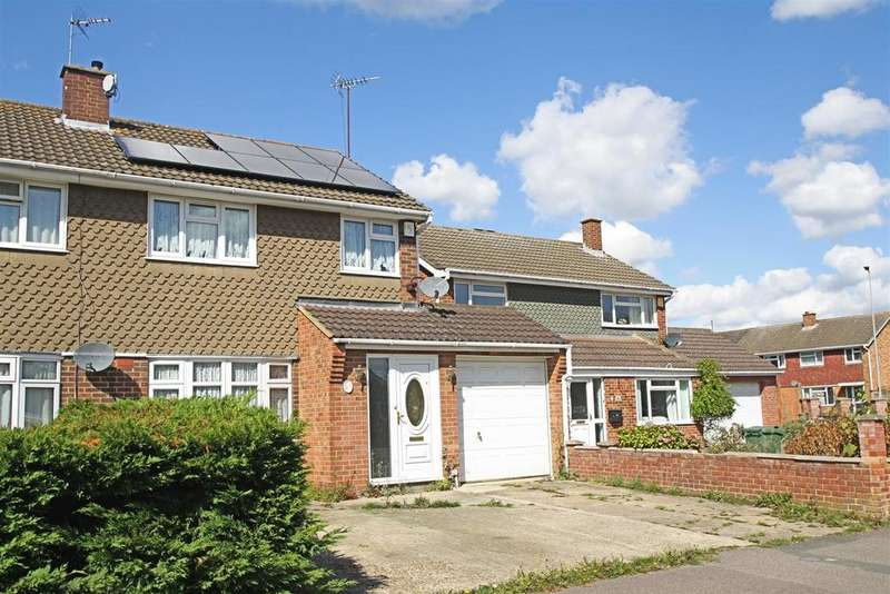 3 Bedrooms Semi Detached House for sale in Melrose Avenue, Bletchley, Milton Keynes