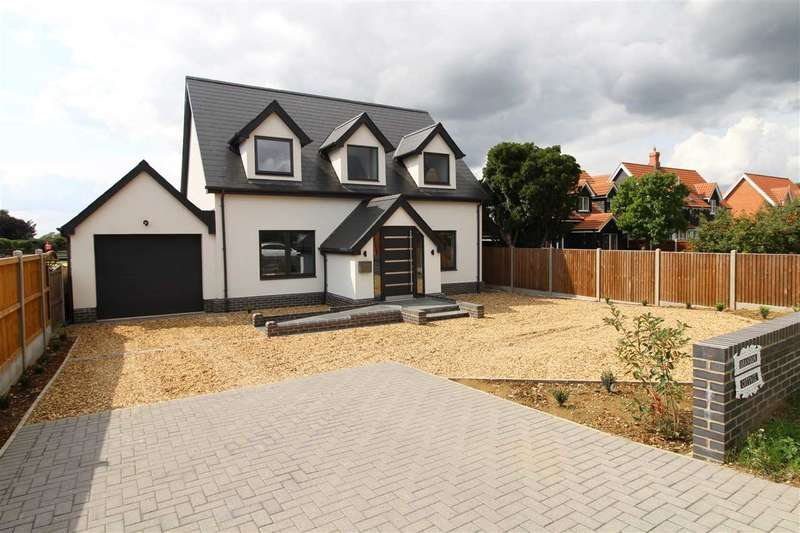 4 Bedrooms Detached House for sale in Brandon Cottage, Sturrick Lane, Great Bentley, Colchester