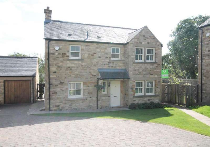 3 Bedrooms Detached House for sale in The Paddock, Witton Le Wear, Bishop Auckland