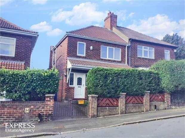 3 Bedrooms Semi Detached House for sale in Rosedale Terrace, Horden, Peterlee, Durham