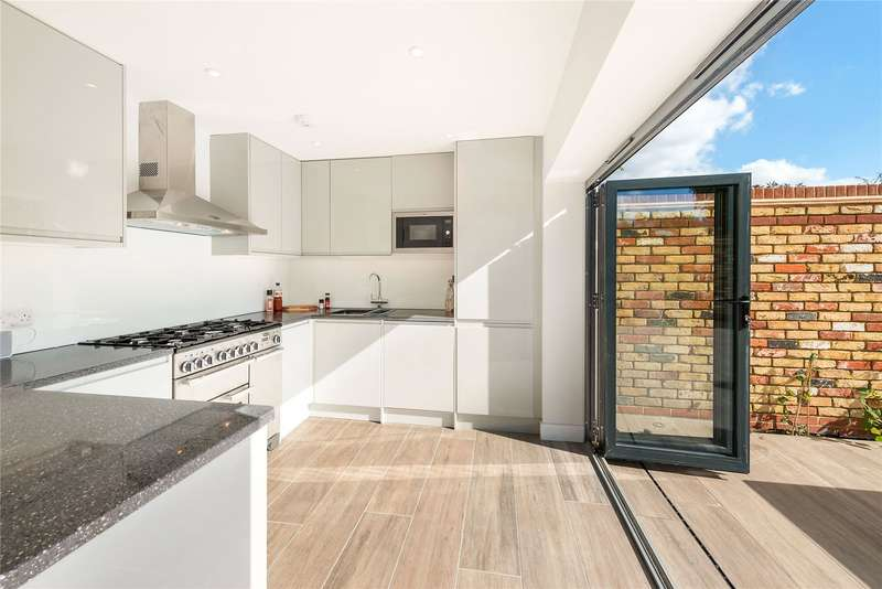 4 Bedrooms End Of Terrace House for sale in Shellwood Road, Battersea, London, SW11