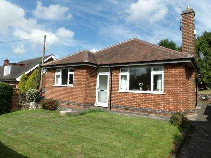 3 Bedrooms Bungalow for sale in Talbot Lane, Whitwick, Coalville