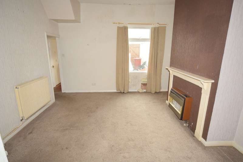 2 Bedrooms Terraced House for sale in Harrison Street, Barrow-in-Furness, Cumbria, LA14 1ER