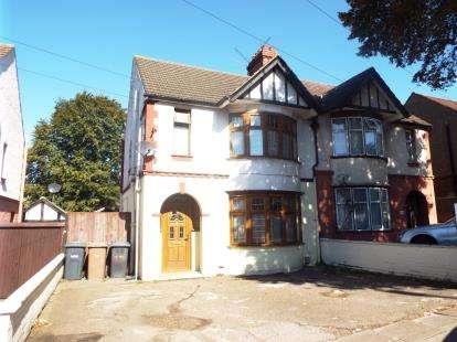 3 Bedrooms Semi Detached House for sale in Montrose Avenue, Luton, Bedfordshire