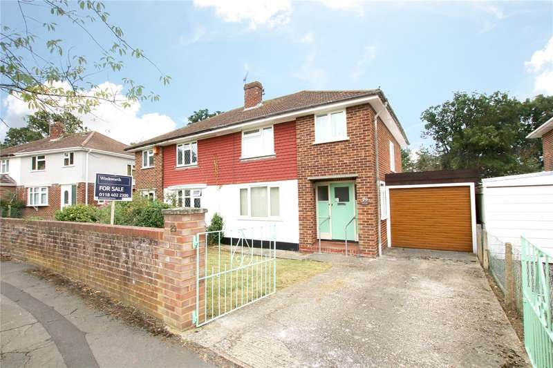 3 Bedrooms Semi Detached House for sale in Haywood Way, Tilehurst, Berkshire, RG30