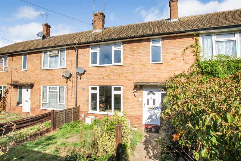 2 Bedrooms Terraced House for sale in Lammas Walk, Leighton Buzzard