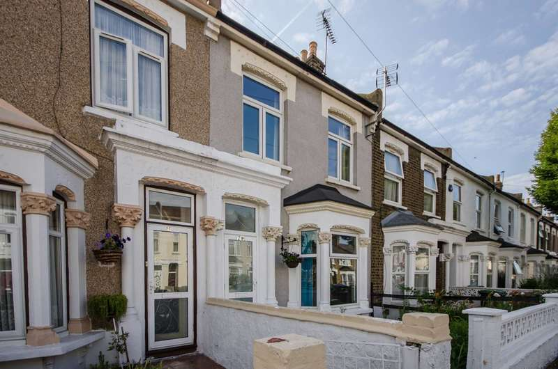 3 Bedrooms House for sale in Glenwood Road, Harringay, N15