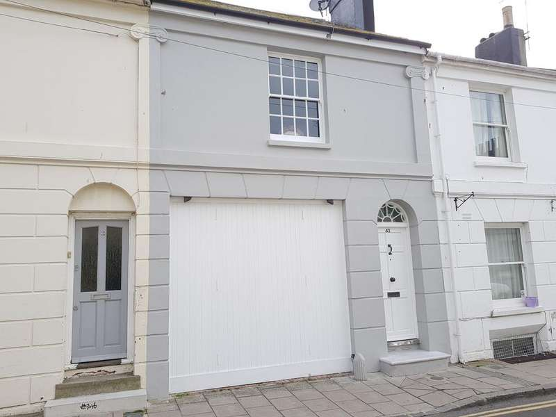 4 Bedrooms Terraced House for sale in Tidy Street, Brighton BN1