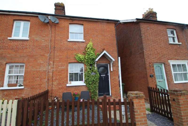 2 Bedrooms Semi Detached House for sale in Forest Road, Binfield, RG42