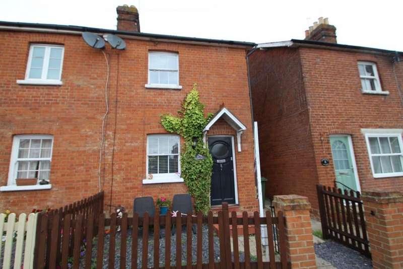 2 Bedrooms Semi Detached House for sale in Honeysuckle Cottages, Binfield, RG42