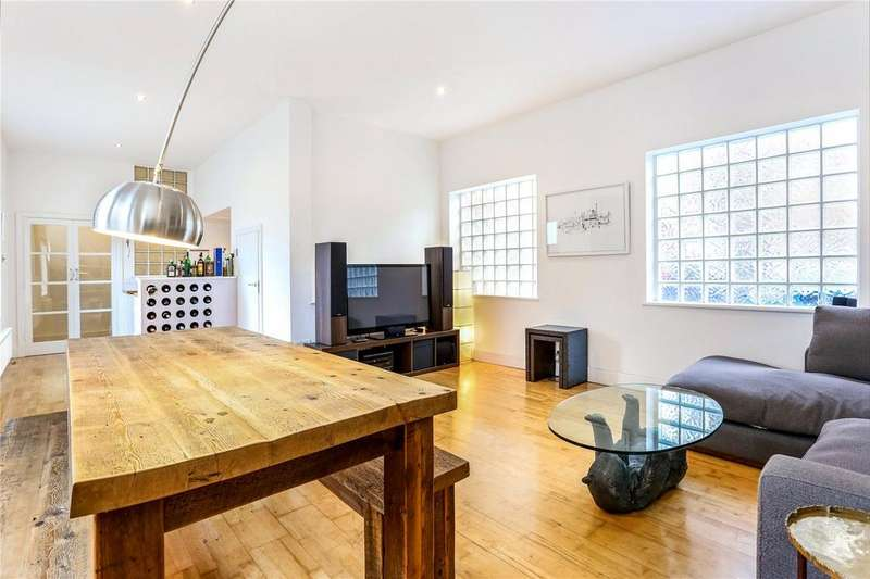 2 Bedrooms Flat for sale in Chilton Street, Shoreditch, London, E2