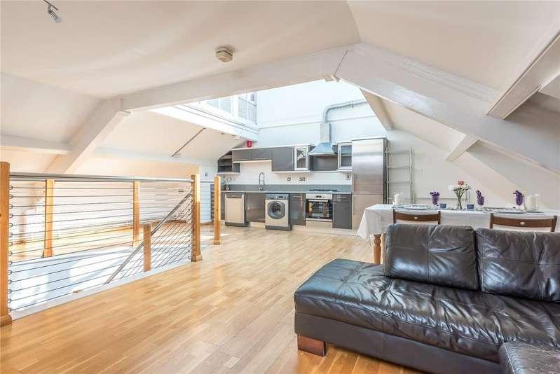 1 Bedroom Unique Property for sale in Royal Gate Apartments, 1 Rutland Road, Victoria Park, E9