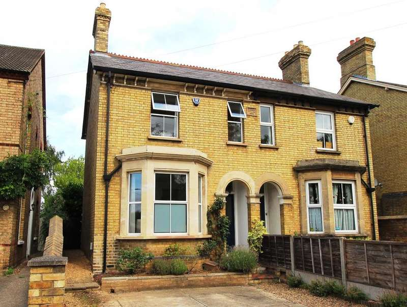 3 Bedrooms Semi Detached House for sale in Bedford Road, Sandy SG19