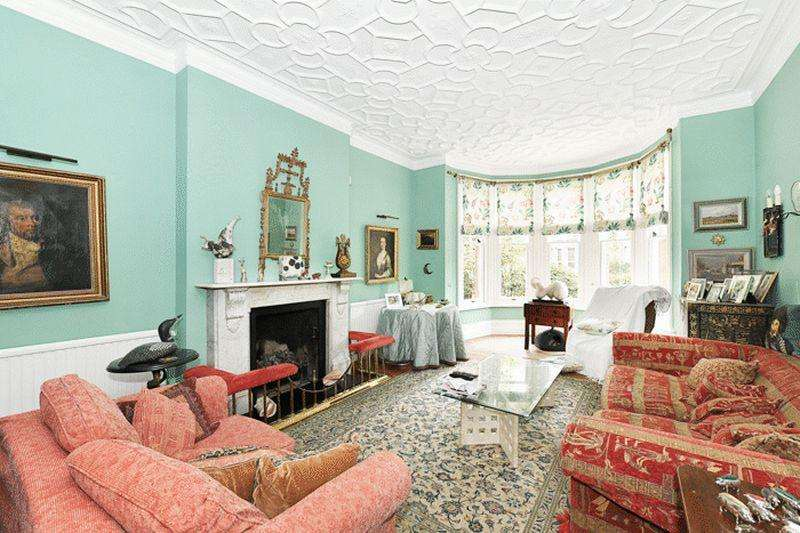 10 Bedrooms Semi Detached House for sale in Aberdare Gardens, South Hampstead, London
