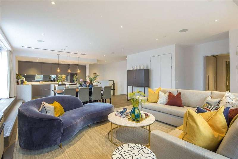 2 Bedrooms Apartment Flat for sale in Chancery Quarters