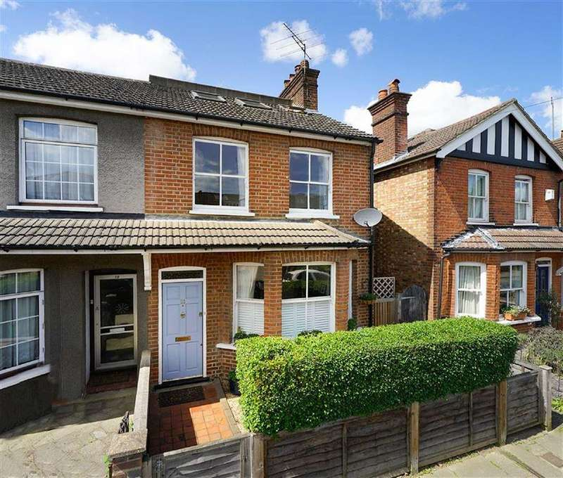 4 Bedrooms Semi Detached House for sale in Woodstock Road South, St Albans, Hertfordshire