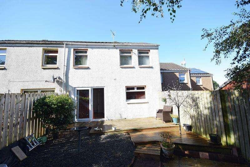 2 Bedrooms Terraced House for sale in 12 Pladda Crescent, Irvine KA11 1DP
