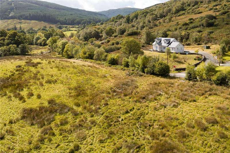 4 Bedrooms Detached House for sale in Strachur, Cairndow, Argyll and Bute