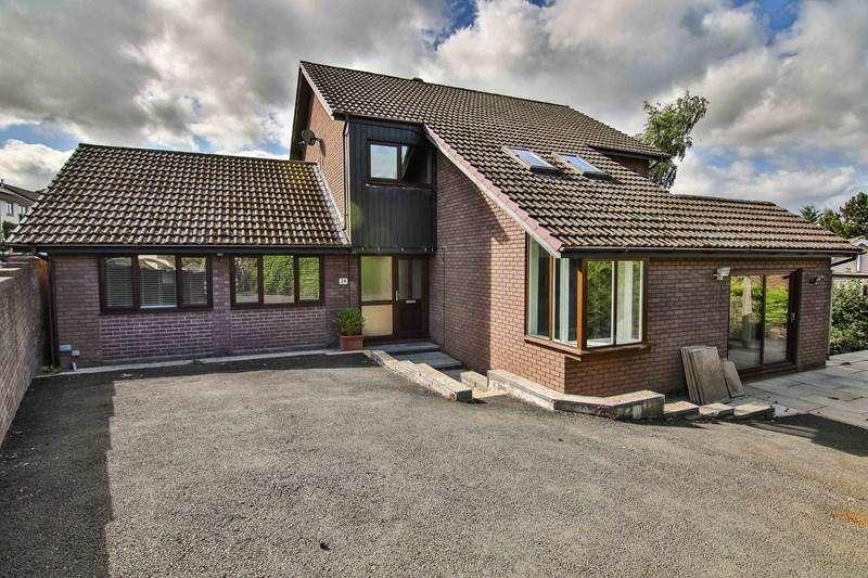 4 Bedrooms Detached House for sale in Derwen Fawr, Crickhowell