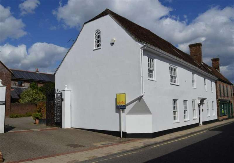 3 Bedrooms Semi Detached House for sale in West Street, Wimborne, Dorset