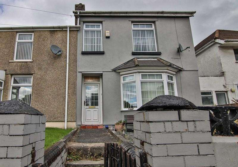 3 Bedrooms Terraced House for sale in King Street, Brynmawr, Brynmawr