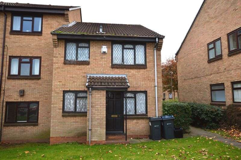 1 Bedroom Property for sale in Osbourne Close Aston, Birmingham