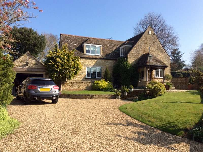 4 Bedrooms Property for sale in Mill Street, Duddington, Stamford