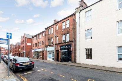 1 Bedroom Flat for sale in Kyle Street, Ayr