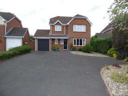 4 Bedrooms Detached House for sale in Bury St Edmunds, Suffolk