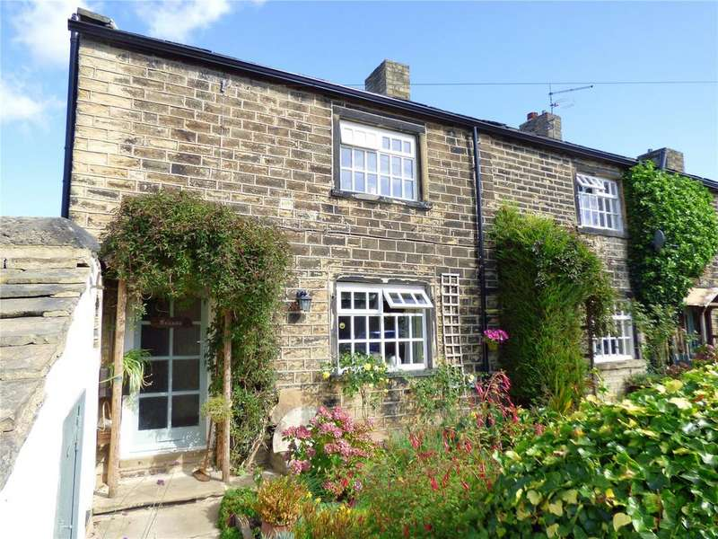 3 Bedrooms End Of Terrace House for sale in Halifax Road, Scholes, Cleckheaton, Yorkshire, BD19
