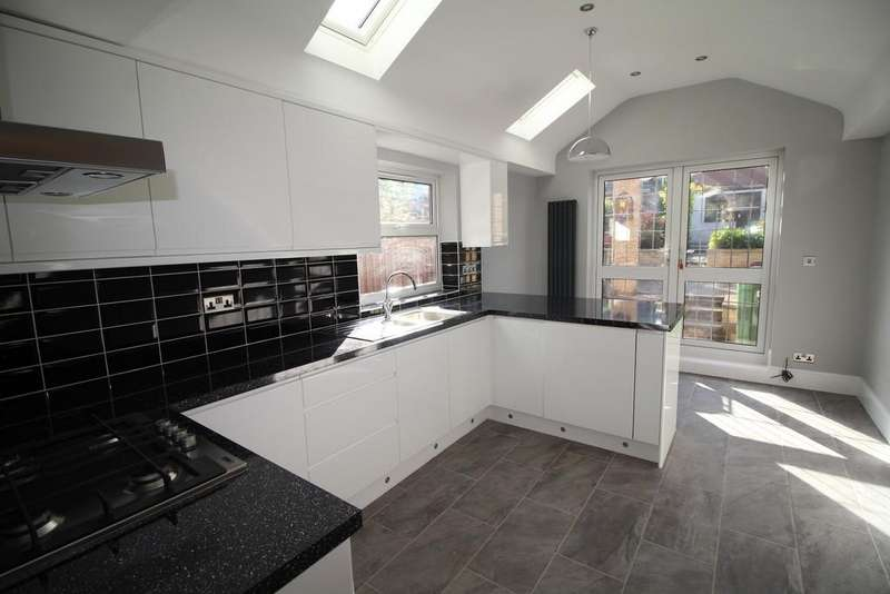2 Bedrooms Semi Detached House for sale in Garendon Road, Shepshed