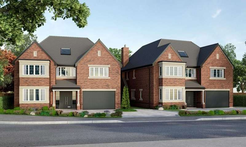 5 Bedrooms Detached House for sale in Knowle Wood Road, Dorridge