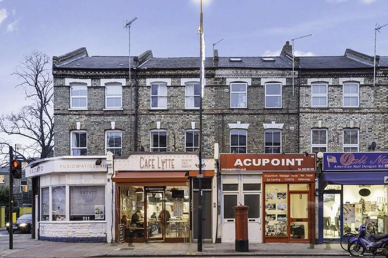 Land Commercial for sale in Finsbury Park N4