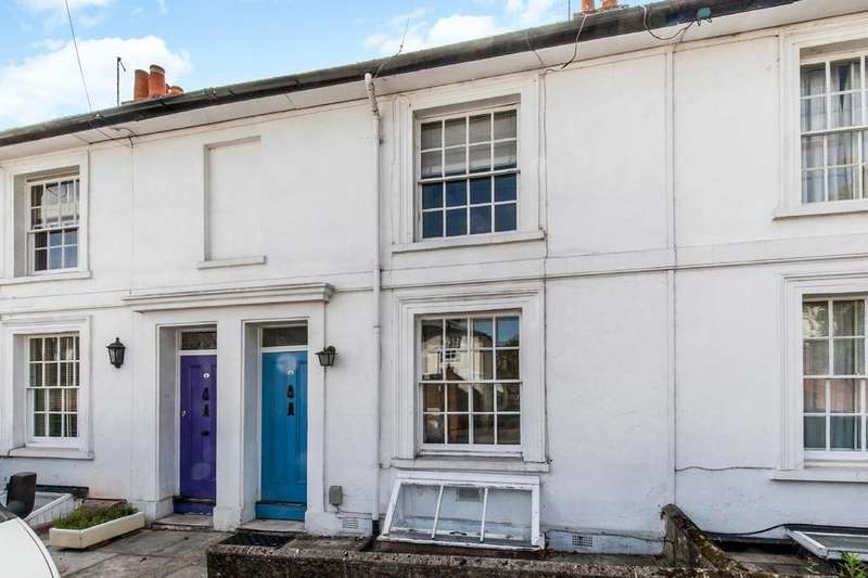 2 Bedrooms Terraced House for sale in St. James Lane, Winchester, SO23