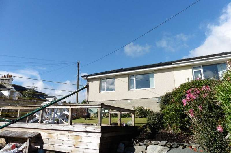 2 Bedrooms Semi Detached Bungalow for sale in 24 Argyll Terrace, Dunoon, PA23 8LR