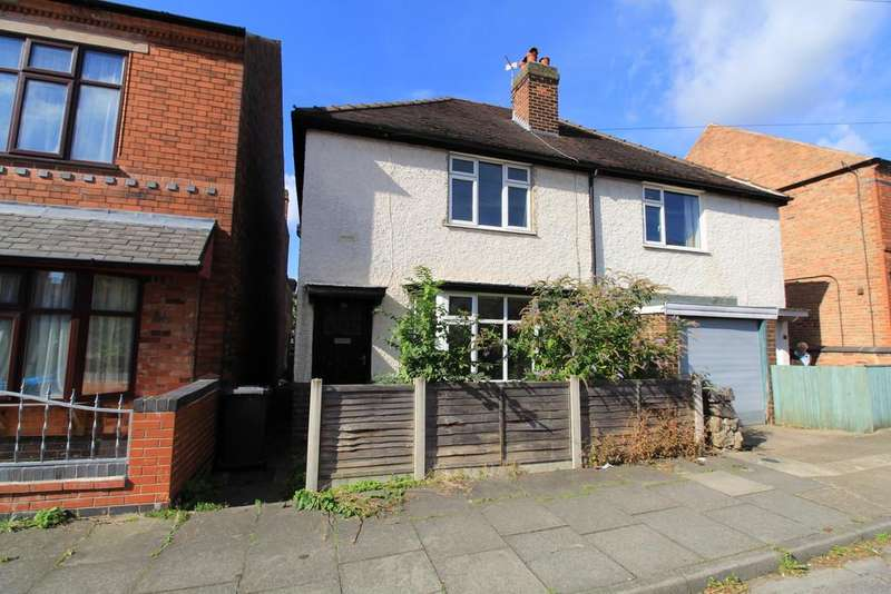2 Bedrooms Semi Detached House for sale in Lime Grove, Stapleford