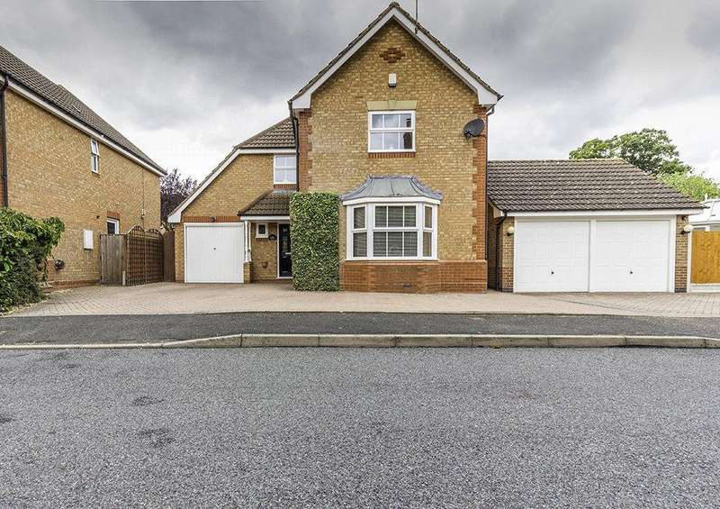 4 Bedrooms Detached House for sale in Ludlow Avenue, Worcester, Worcestershire, WR4