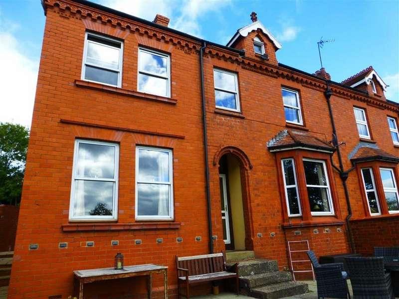 4 Bedrooms Semi Detached House for sale in Pen Y Gardden, Ruabon, Wrexham