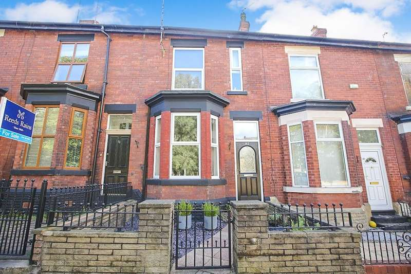 3 Bedrooms Terraced House for sale in High Street, Hyde, SK14