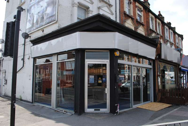 Commercial Property for rent in High Road, Ilford