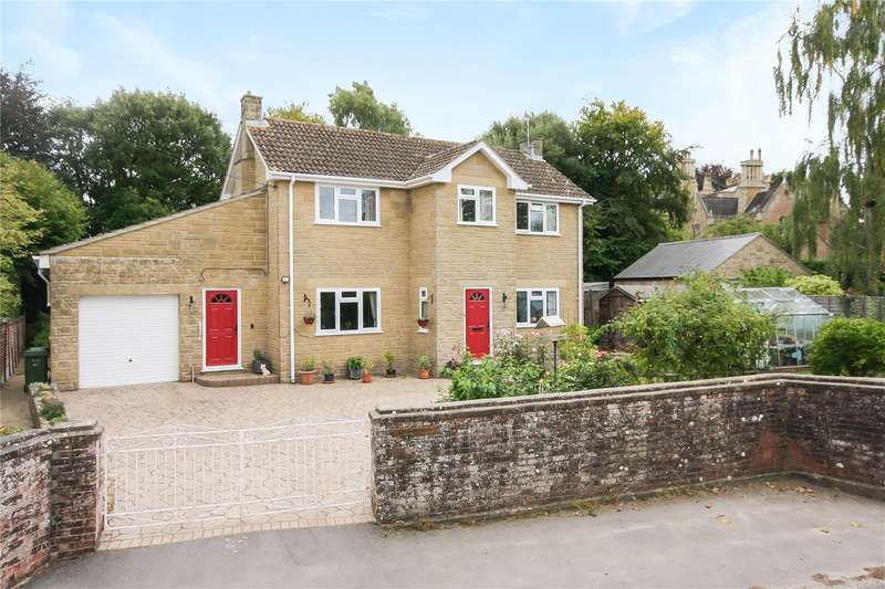 3 Bedrooms Detached House for sale in Moorlands Road, Merriott, Somerset, TA16