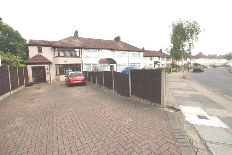 4 Bedrooms Semi Detached House for sale in Porthkerry Ave, Welling, DA16 2DS