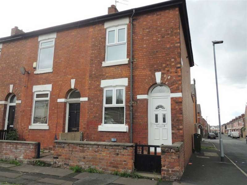 2 Bedrooms End Of Terrace House for sale in Butman Street, Manchester