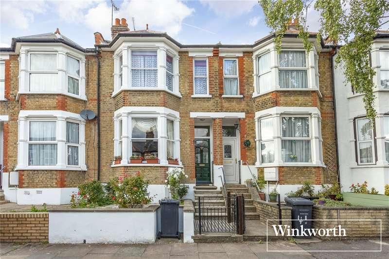 3 Bedrooms Terraced House for sale in Glebe Road, Finchley, London, N3