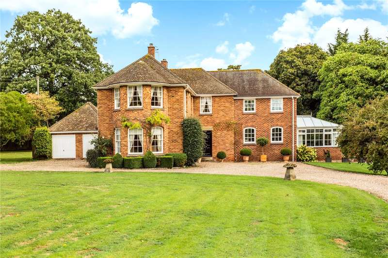 5 Bedrooms Detached House for sale in The Cross, Ripple, Tewkesbury, Worcestershire, GL20