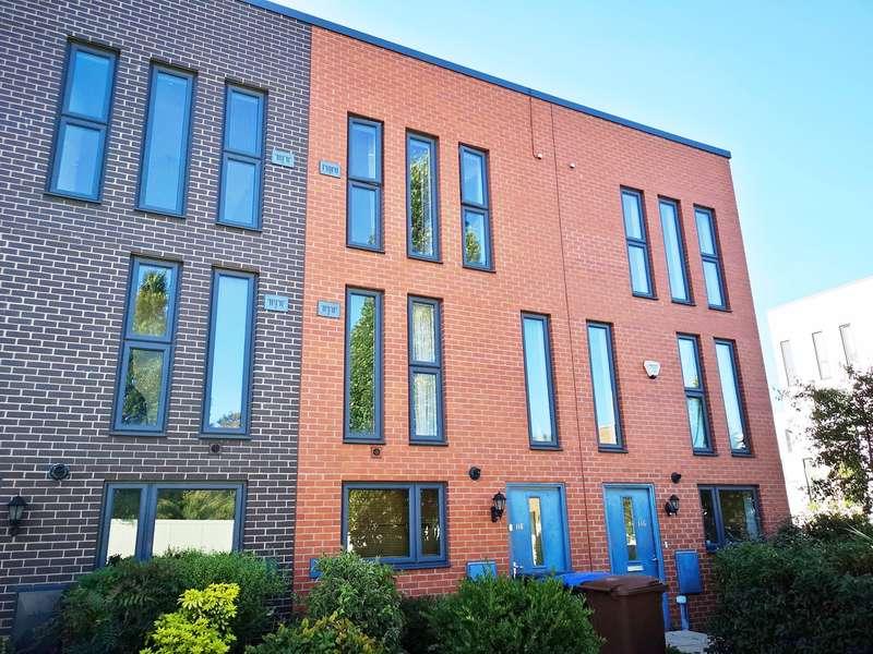 4 Bedrooms Town House for sale in Broadwater Road, Welwyn Garden City, AL7