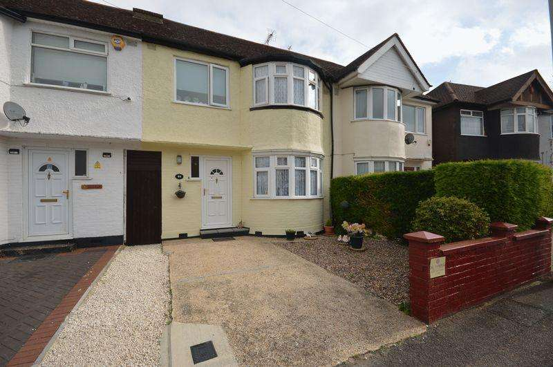 3 Bedrooms Terraced House for sale in Browning Road.
