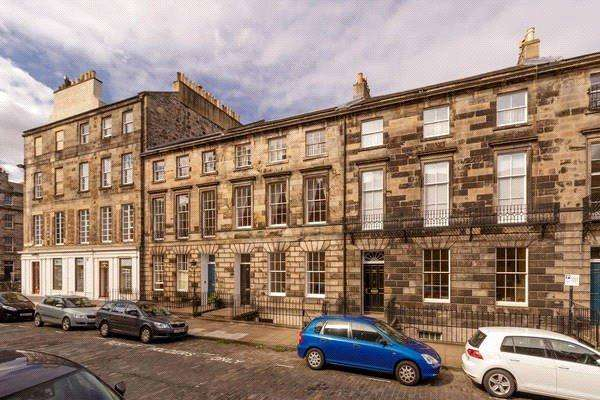 3 Bedrooms Apartment Flat for sale in Northumberland Street, Edinburgh