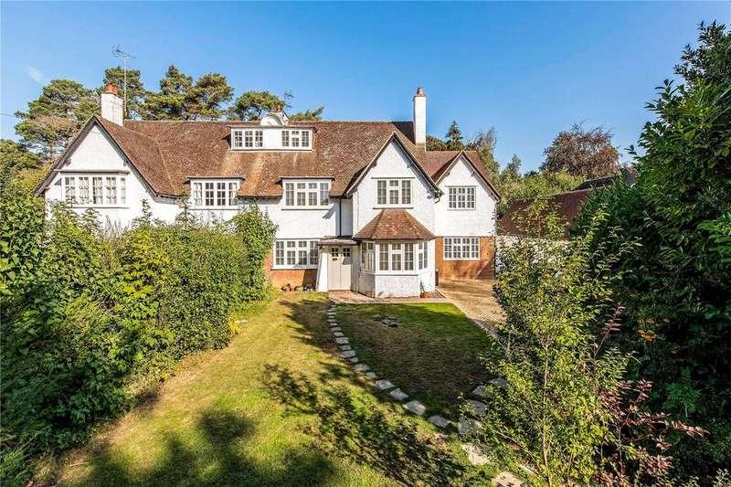 6 Bedrooms Semi Detached House for sale in Sollershott East, Letchworth Garden City, Hertfordshire, SG6